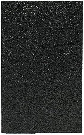 100 x 160 mm /épaisseur 6mm Caoutchouc Souple Talon Drap pour bricolage de r/éparation de chaussures absorption des chocs et confortable le port Haute Qualit/é produits fabriqu/é en Allemagne