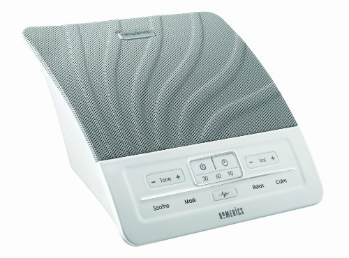 homedics hds 2000 sleep ii relaxation sound and white noise machine