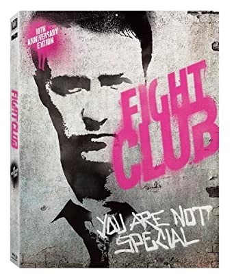 fight club blu ray  : Fight Club (10th Anniversary Edition) [Blu-ray]: Edward ...