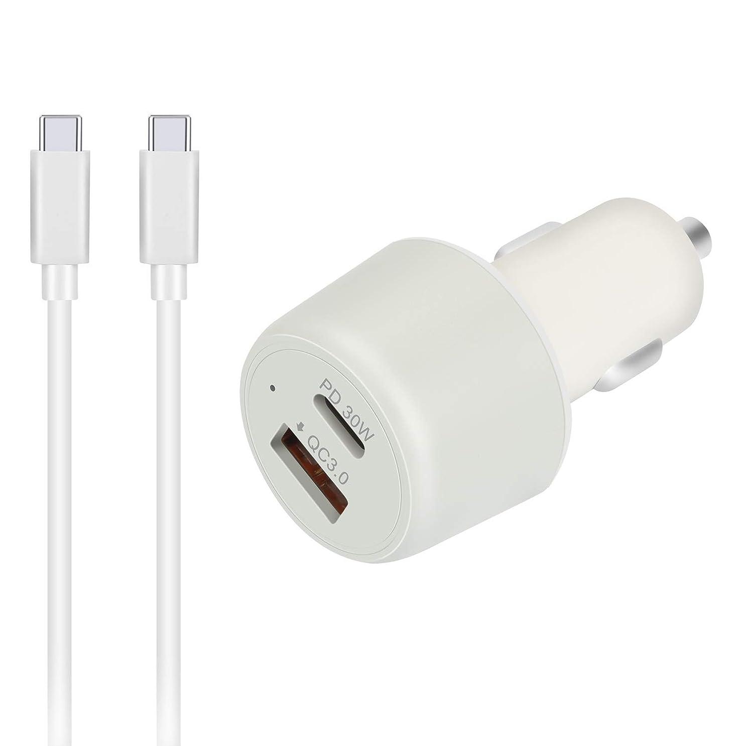 ぼかすアルバム量87W USB C 電源アダプタ Macbook ACアダプタ PD (Power delivery) 対応 20.2V/4.3A 急速充電 折畳式 2m USB C to USB Cケーブル付き MacBook Pro 13/15'' (2016/2017), iPhoneX, iPhone8/plusなど対応 USB C 充電器 (87W)