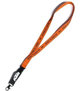Amazon.com: KTM Keychain Ready to Race Logo Rubber New ...