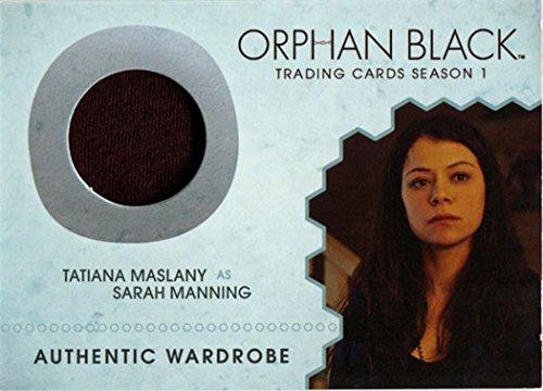 Orphan Black Season 1 M05 Costume Wardrobe Card Tatiana Maslany as Sarah