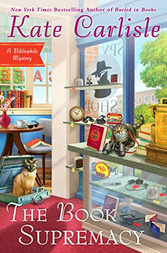 The Book Supremacy (Bibliophile Mystery 13)