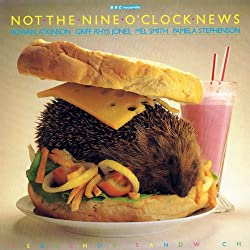Not the Nine O'Clock News: Hedgehog Sandwich (VintageBeeb)