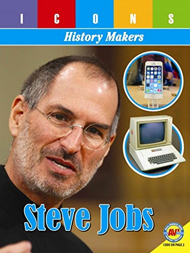 Download Steve Jobs (Icons: History Makers) pdf