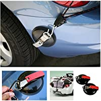 2 Pcs Suction Cup Anchor Heavy Duty Tie Down Car Mount Luggage Anchor Durable