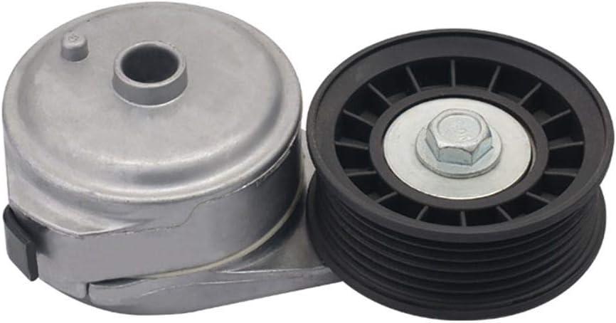 GIMAE 1pc Aluminum Drive Belt Tensioner Assembly for Cadillac Chevrolet GMC Isuzu Oldsmobile Workhorse 4.3L,5.0L,5.7L,7.4L V6,V8 1 Year warranty