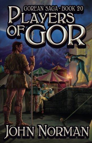 Players of Gor (Gorean Saga) by Open Road Media Sci-Fi & Fantasy