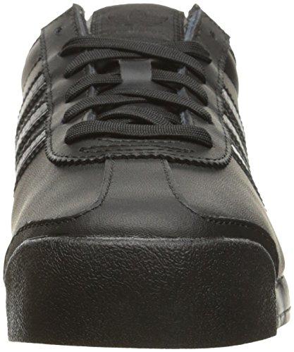 Adidas Originaler Menns Samoa Retro Sneaker Svart / Svart / Svart