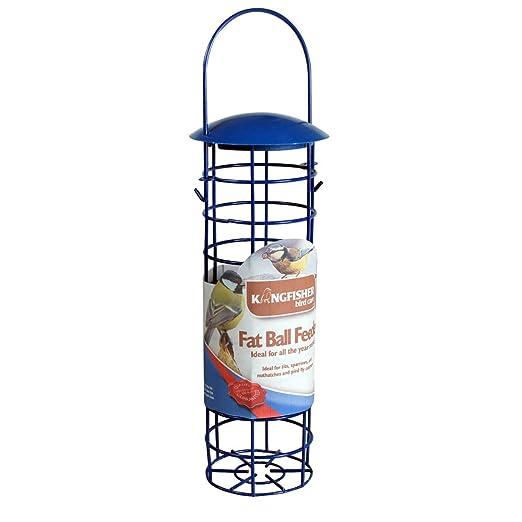4 opinioni per Kingfisher- Mangiatoia da riempire con polpette di sego per uccelli, 25,4 cm