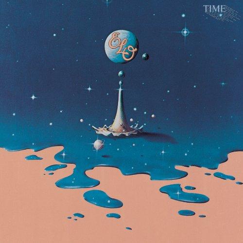 CD : ELO - Time (CD)