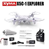 Drone Camera 6 Axis Gyro 360o Flip USB Charging long life battery malty color Drone by SHOPIDEALY