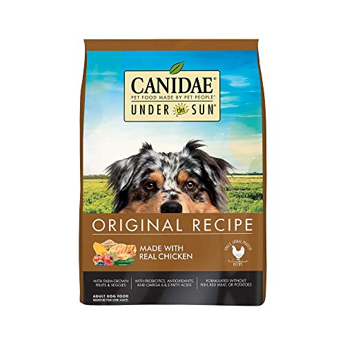 CANIDAE Under The Sun Original Adult Dog Food With Chicken 25lbs