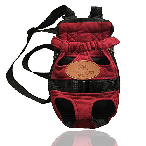 T-Tocas-Front-Cat-Dog-Backpack-Travel-Bag-Carrier-Lightweight-and-Safe