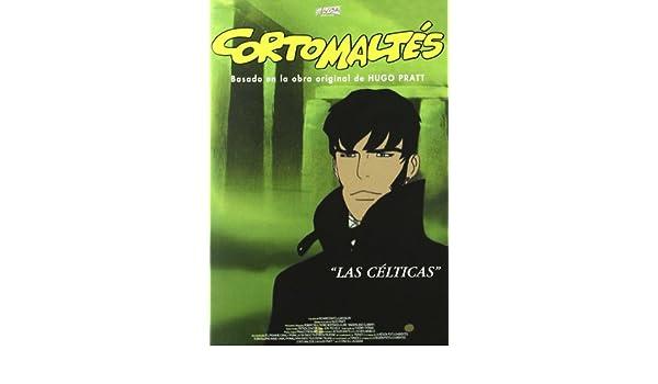 Amazon.com: Cortomaltés, Las Célticas ((Corto Maltese) (2003) (Import Movie) (European Format - Zone 2): Movies & TV