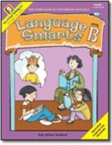 Language Smarts Level B - Reading, Writing, Grammar, and Punctuation for Grade 1 by Brand: The Critical Thinking