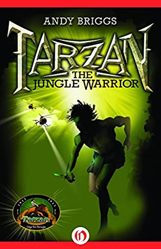 book cover of The Jungle Warrior