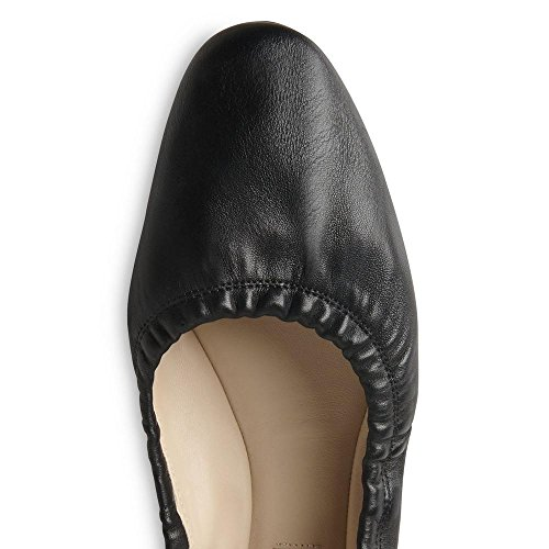 Bennett LK Cora Black Size 6 Flats L BENNETT 39 UK Leather K EU grwtrq