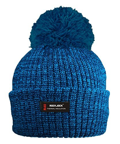 en Doublure R40 RockJock Molleton Sarcelle Manteau Bobble Enjoliveur Marl Marl avec Thermique qww8TH