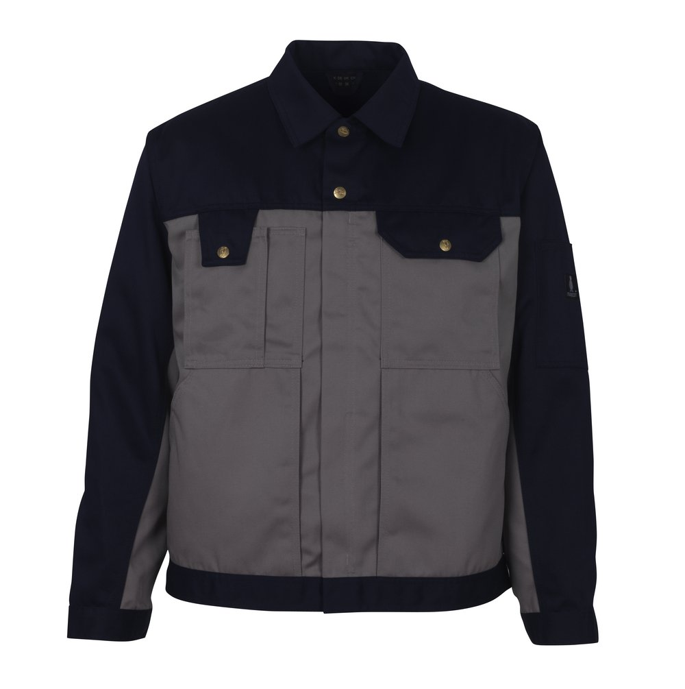 Light Grey//Marine Blue C42 Mascot 00909-430-881-C42Como Work Jacket