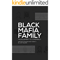 Blueprint to Conspiracy: The Untold Story of the Black Mafia Family book cover