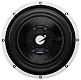 Planet Audio BBD12 2500 Watt, 12 Inch, Dual 4 Ohm Voice Coil Car Subwoofer