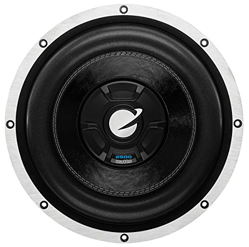 Planet Audio BBD12 12 Inch Car Subwoofer - 2500 Watts Maximum Power, Dual 4 Ohm Voice Coil, Sold Individually