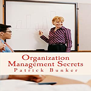 Organization Management Secrets Hörbuch