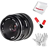 MEIKE 25mm F1.8 Manual Focus Wide Angle Prime Fixed Lens For Fujifilm Fuji X Mount APS-C Frame Cameras