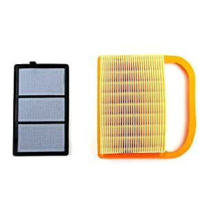 parrati Kit de filtro de aire sustituye a Stihl 42381410300TS410TS420TS480i TS500i reemplazar 42381410300