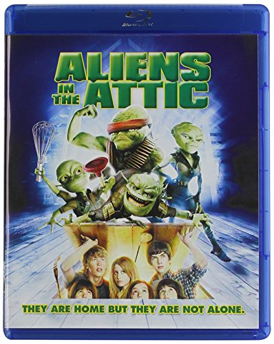 Aliens in the Attic Blu-ray