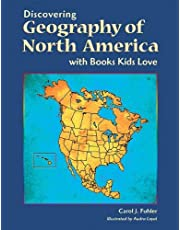 Discovering Geography of North America w