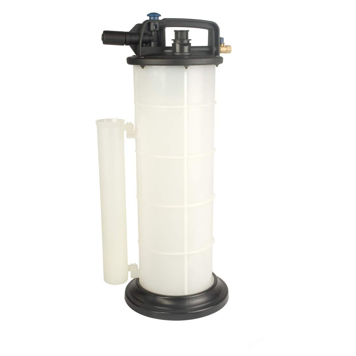 STEELMAN 95219 Air Operation Fluid Evacuator - 9 Liter Capacity