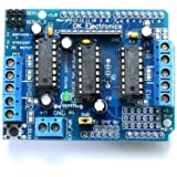 Electrobot Motor Driver Shield Expansion Board L293D For Arduino Mega UNO Due