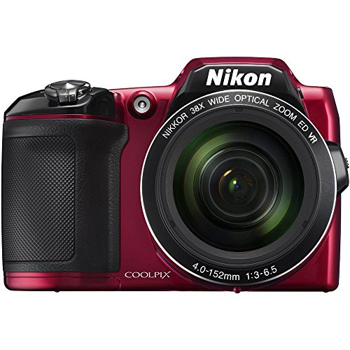 Nikon COOLPIX L840 Digital Camera with 38x Optical Zoom and
