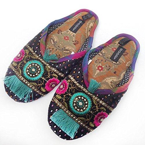 Goodygoody Moghal Slippers Por Goody Goody
