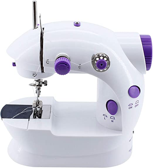 ShawFly Máquina de coser portátil Inicio Mini automático de ...