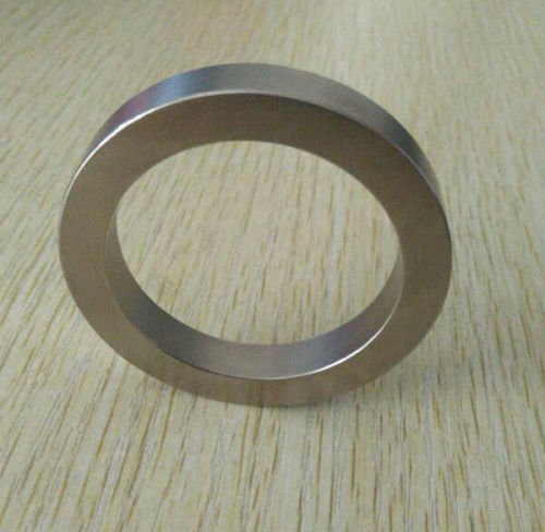 AOMAG Uni Pole Radial Oriented Magnetization Neodymium N45 Large Ring Magnets Unipolar Diametrically Magnetized Od 70 X Id 58 X 8mm by AOMAG