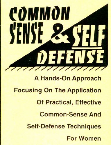 Common-Sense & Self-Defence by [Eaves, William, Eaves, Lori, Channell, Douglas]