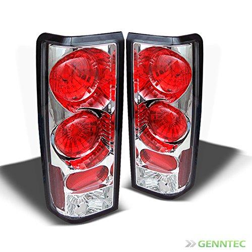For 1985-2005 Astro Van/GMC Safari Tail Lights Lamps Rear Brake Tail Lights Pair L+R 1986 1987 1988 1989 1990 (Astro Brake)
