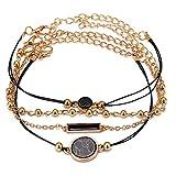 ZQAMZ Mix Turtle Heart Pearl Wave LOVE Crystal Marble Charm Bracelets for Women Boho Tassel Bracelet Jewelry 1134 G2