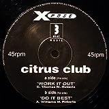 Work It Out - Citrus Club 12