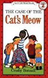 The Case of the Cat's Meow, Crosby Bonsall, 0064440176