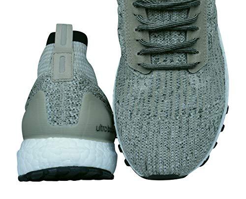 Caqtra Hommes Vert Terrain Ltd Marcla caqtra Ultraboost All Adidas Baskets Pour UfYzqw