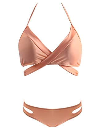Le World Bikini Damen Set Push up Bademode, Frauen Bikini Tankini ...