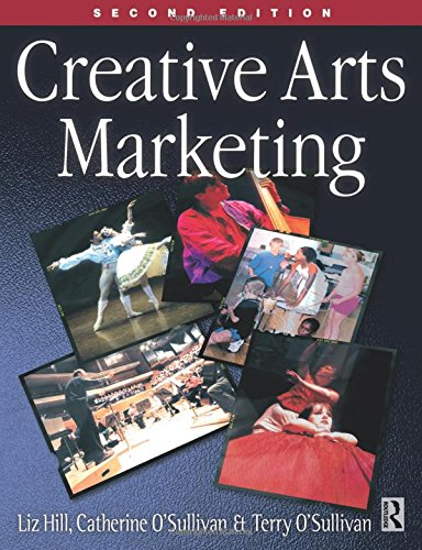 Creative Arts Marketing, Second Edition