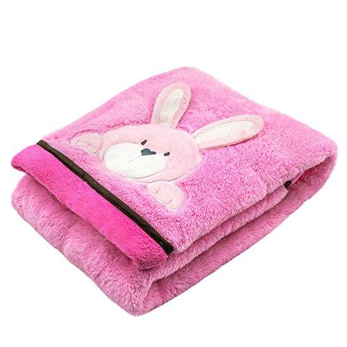 Cozy Fleece Super Soft Crinkle Blanket product image