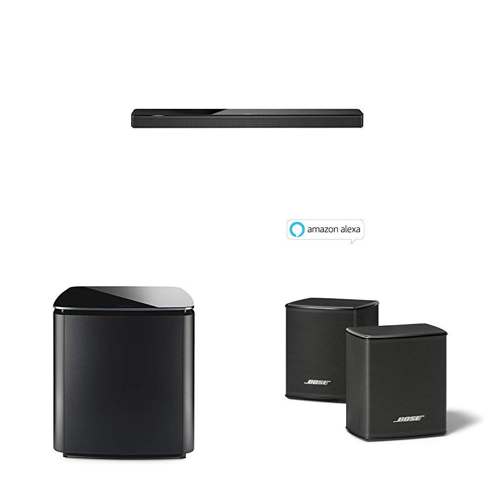 Electronics & Photo Soundbar Speakers gaixample.org with Bass ...