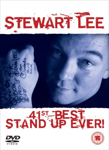 Stewart Lee '41st Best Stand Up Ever' [2008] [DVD] (Stewart Lee 41st Best Stand Up Ever)