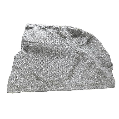 TIC TFS10-WG 8'' Professional Outdoor Weather-Resistant Coaxial Rock Speaker (White Granite) by TIC (Image #5)'